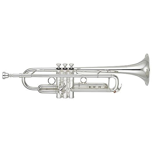 Yamaha YTR-8335RS Xeno Professional Trumpet- Silver Plated Finish