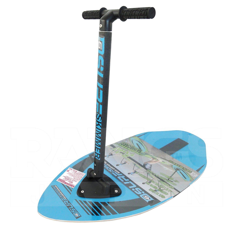 Skimboard 2 in 1 102x50x70cm Board Surfboard Waterboard Brett Surfbrett Surfen Skimmer
