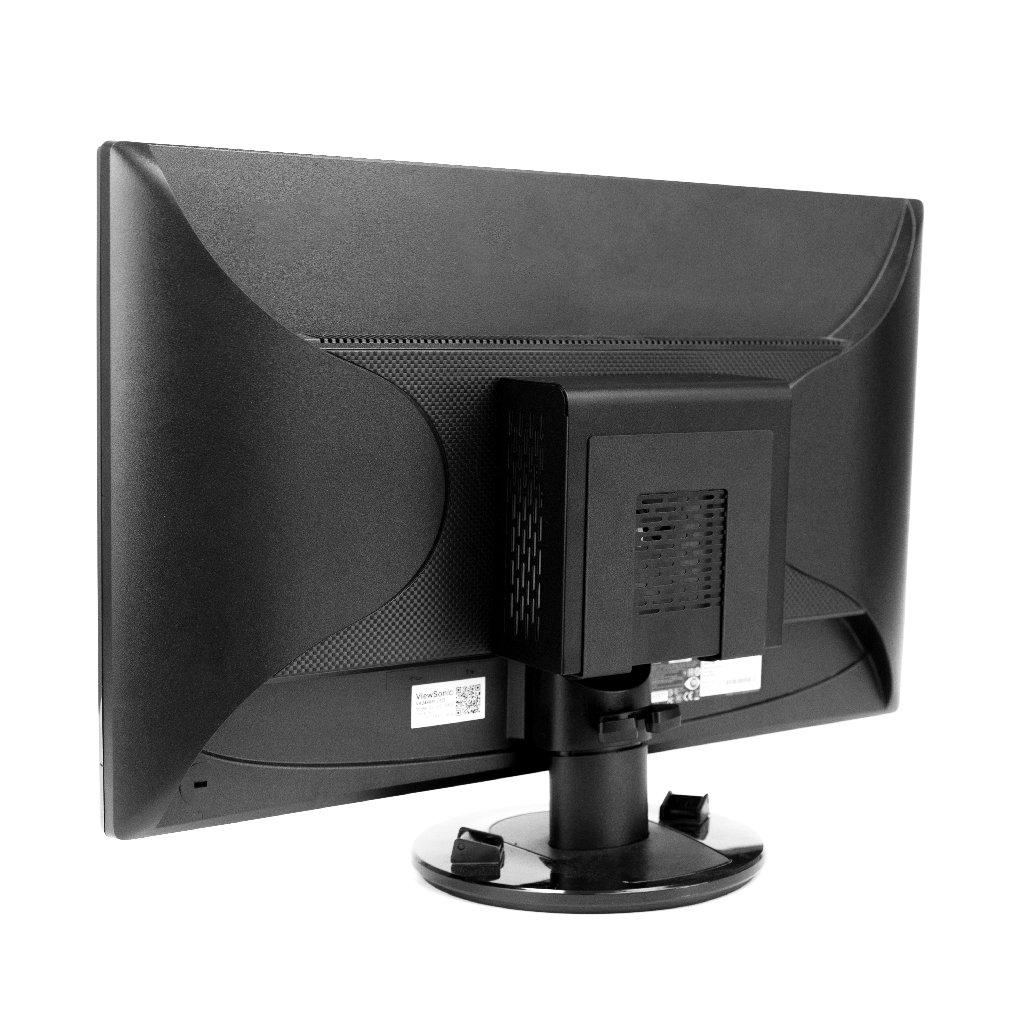 HIDEit Uni-SW VESA Mount - Adjustable Small + Wide Mount for Mini Computers, CPUs and More