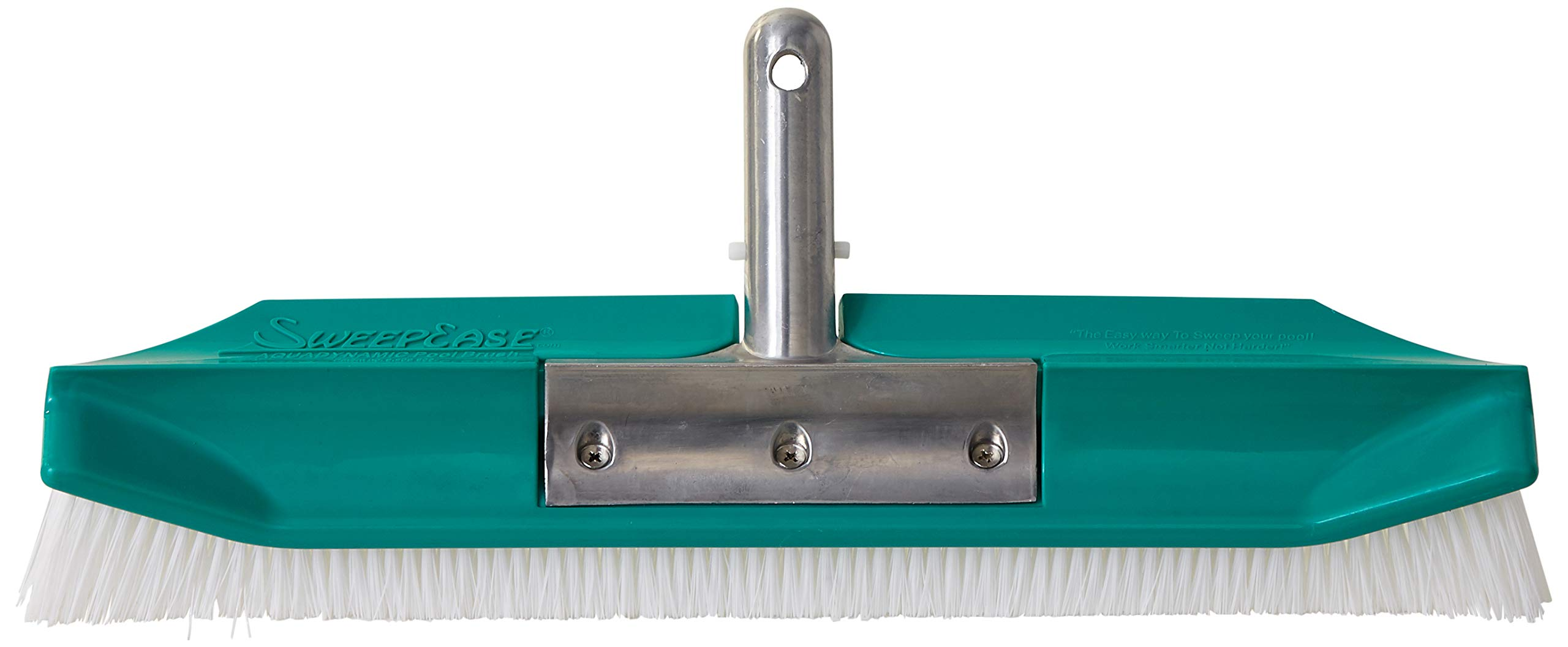 SweepEase 654367706299-100% POLY-18 Brush Small Green by SweepEase