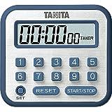 タニタ 長時間タイマー100時間 ブルー TD-375-BL 研究や実験に最適