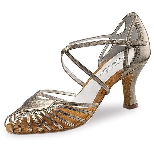 De Cm Chaussures Anna Danse 60 641 Femmes Antique 6 Cuir Kern 45jRLA