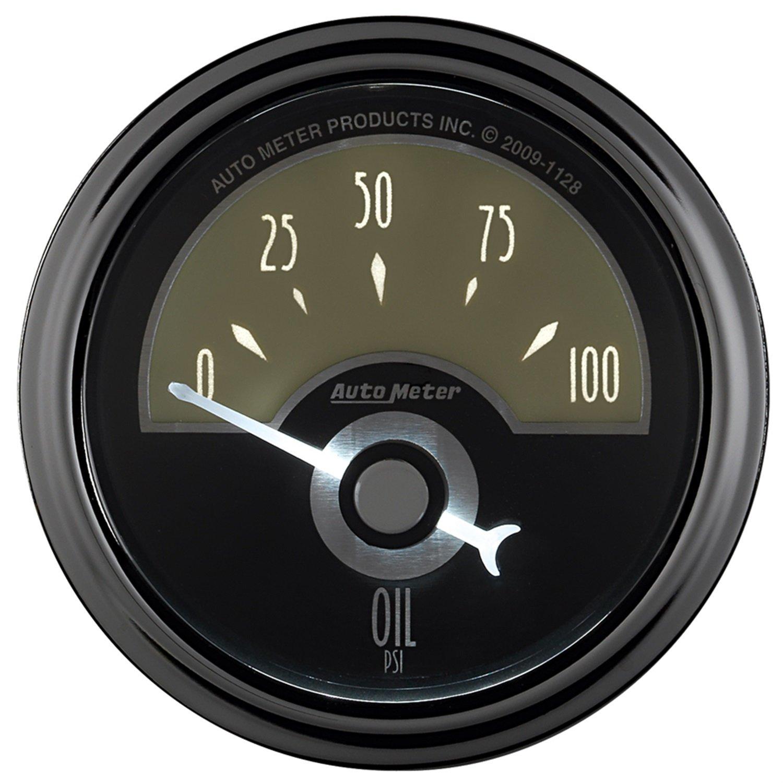 Auto Meter 1126 Cruiser AD Oil Pressure Gauge