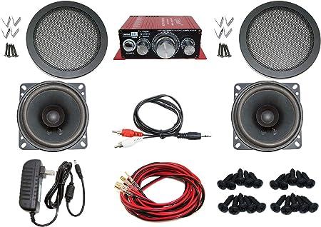 Amazon.com: Audio Kit for Arcade Game, MAME Cabinet, or Virtual Pinball  Machine: Computers & AccessoriesAmazon.com