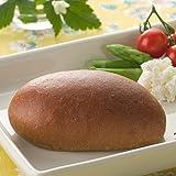 小麦ふすま使用 低糖質ロールパン (低糖工房)糖質制限やダイエットにおすすめ! (糖質89%オフ 低糖質ロールパン 50g×10本)