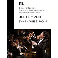 Beethoven, Symphony No. 9 - Gustavo Dudamel, Orquesta Sinfónica Simón Bolívar de Venezuela - Palau de la Musica, Barcelone