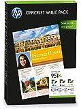 1x Original Value Pack für HP Hewlett Packard Officejet PRO 251 DW HP 951xl HP951xl CR712AE - Magenta, Cyan, Yellow
