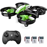 Holy Stone Kid Toys Mini RC Drone for Beginners Adults, Indoor Outdoor Quadcopter Plane for Boys Girls with Auto Hover, 3D Fl