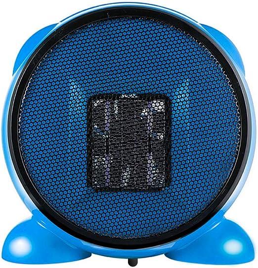 homclo electrónico Calefacción Ventilador Escritorio Portátil Mini ...