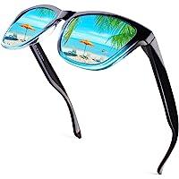 CGID Gafas de Sol Polarizadas Hombre y Mujer Retro Deportivos 80's Ultra Light Protección…