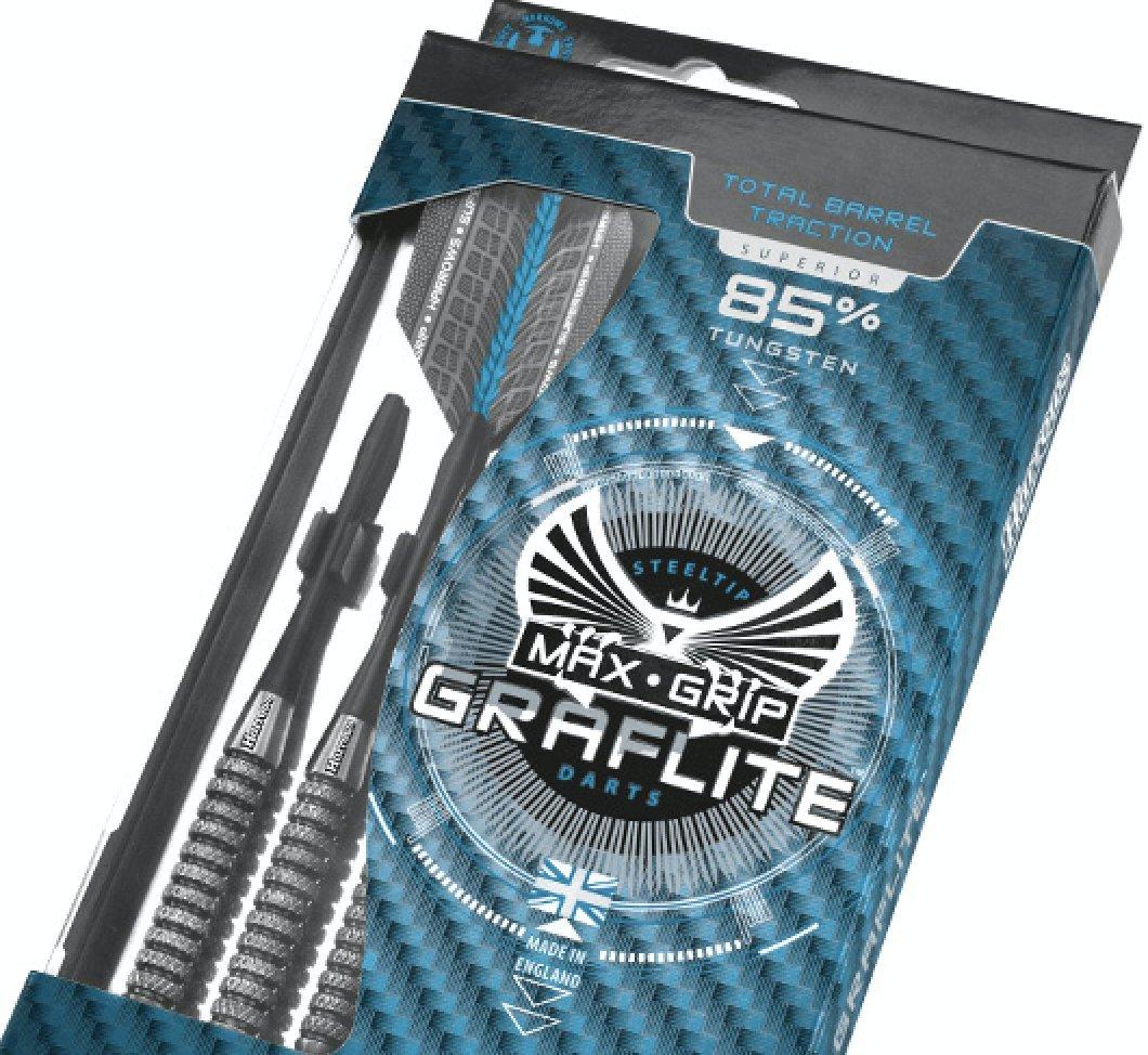 22g Harrows Graflite Tungsten Darts Set
