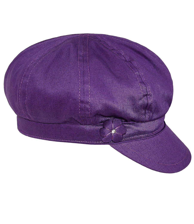 1a834a0e443e EveryHead Fiebig Sombrero del Globo De La Muchacha Gorro Tipo Gorra ...