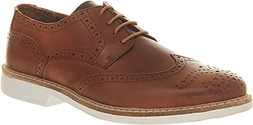 Ask the Missus Galaxy Brogue Brown