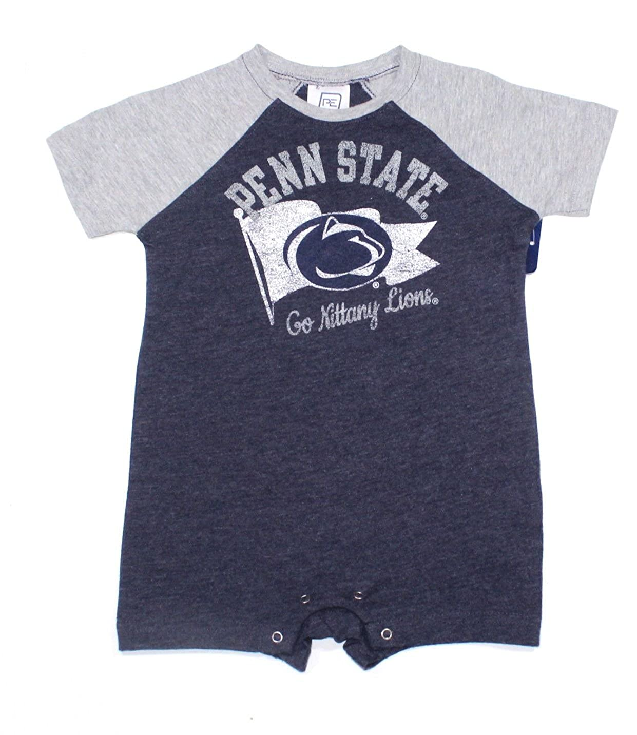 Baby Boys Romper Penn State Nittany Lions Size 18 Months Blue