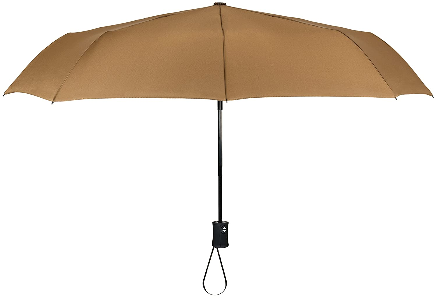 Crown Coast Windproof Umbrella Up To 95 kmph - Compact, Automatic Open // Close Travel Umbrellas All Come With A Lifetime Replacement Guarantee /(Camouflage/)