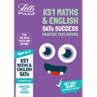 KS1 Maths and English SATs Practice Test Papers: 2019 tests (Letts KS1 SATs Success)