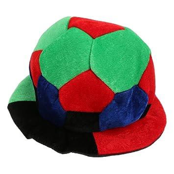 Jili Online World Cup South Africa Football Soccer Hat Cap Fancy Party  Costume Warm Hat 0e72b78e55e