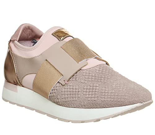 1065183c8 Ted Baker Women s Kygoa Textile Slip On Trainer Light Pink-Pink-7 ...