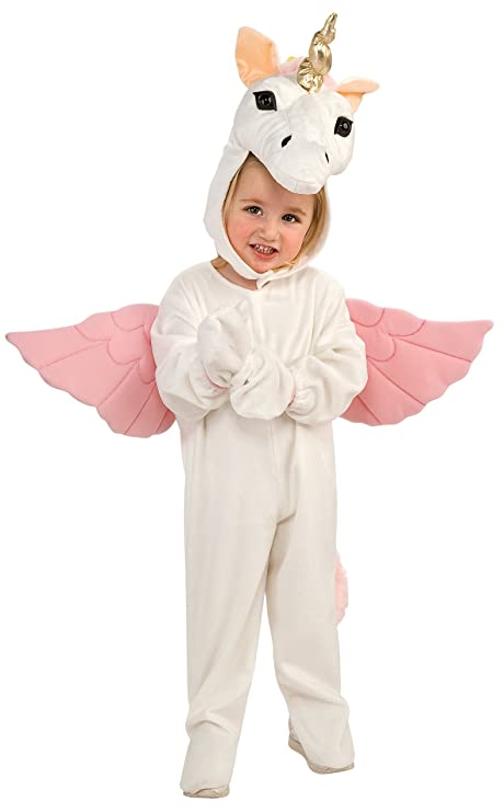 dc0d18865 Amazon.com: Rubie's Silly Safari Unicorn Costume - Toddler (2-3 Years):  Toys & Games