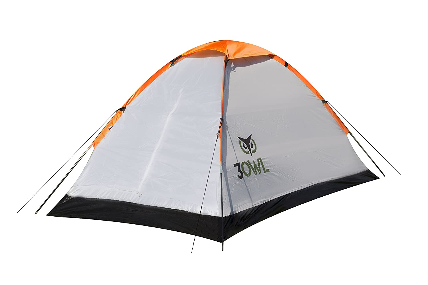 3OWL Everglades 2-Person Tent Perfect for Backpacking Hiking C&ing and Outdoors  sc 1 st  Amazon.com & Amazon.com : 3OWL Everglades 2-Person Tent With Vestibule Perfect ...