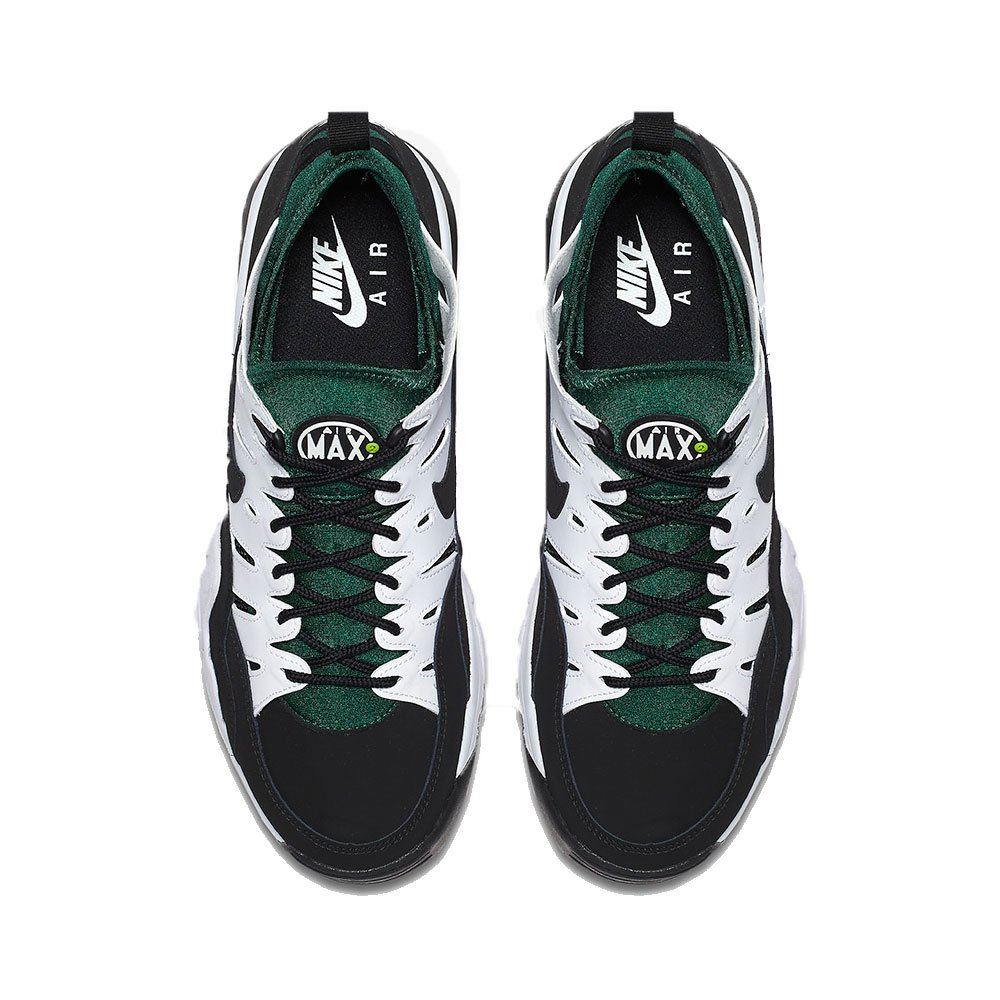911a86a057 Amazon.com | Nike Men's Air Trainer Max '94 Low Black/White/Dark Pine  880995-001 (Size: 8) | Athletic