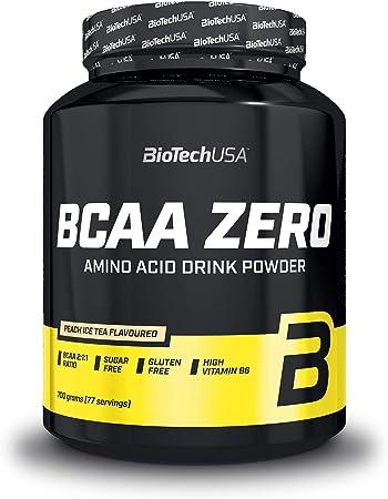 Biotech Bcaa Flash Zero Aminoácido Manzana - 700 gr: Amazon ...