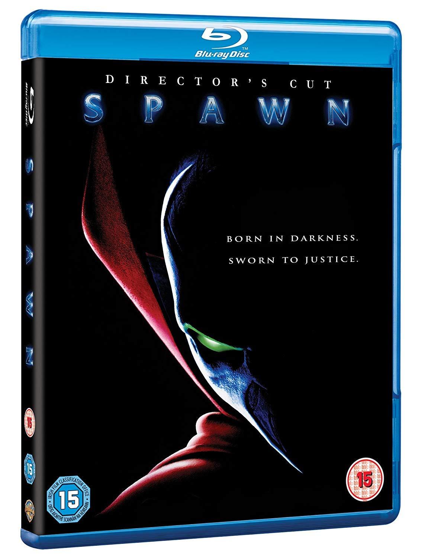 Spawn: Directors Cut Edizione: Regno Unito Reino Unido Blu ...