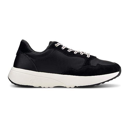 Marc OPolo 90715263503303, Zapatillas para Mujer, Negro (Black ...