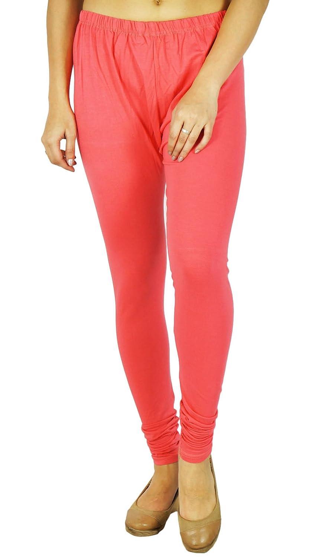 Baumwoll-Lycra-Gamaschen-Frauen-elastische Taillen-Hosen-Yoga-Leggings