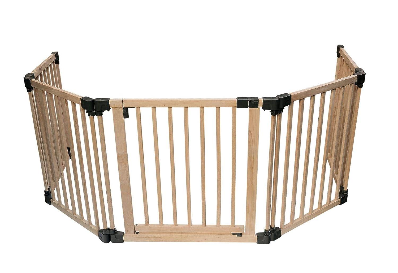 Safetots Mehrzweck-Sicherheits-Absperrung aus Holz
