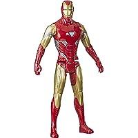 Boneco Marvel Avengers Titan Hero, Figura de 30 cm Vingadores - Homem de Ferro - F2247 - Hasbro