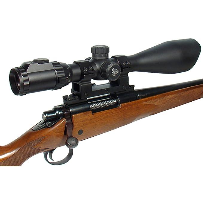 UTG Scope Mount for Remington 700 Short Action Rifle Steel