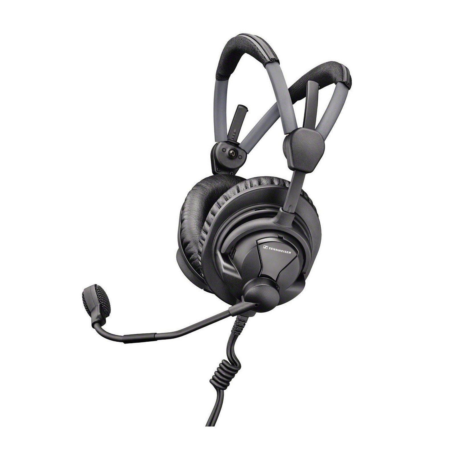 Sennheiser HMD 27   Professional Broadcast Headset Microphone for Commentators