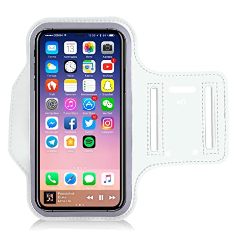coque iphone x brassard