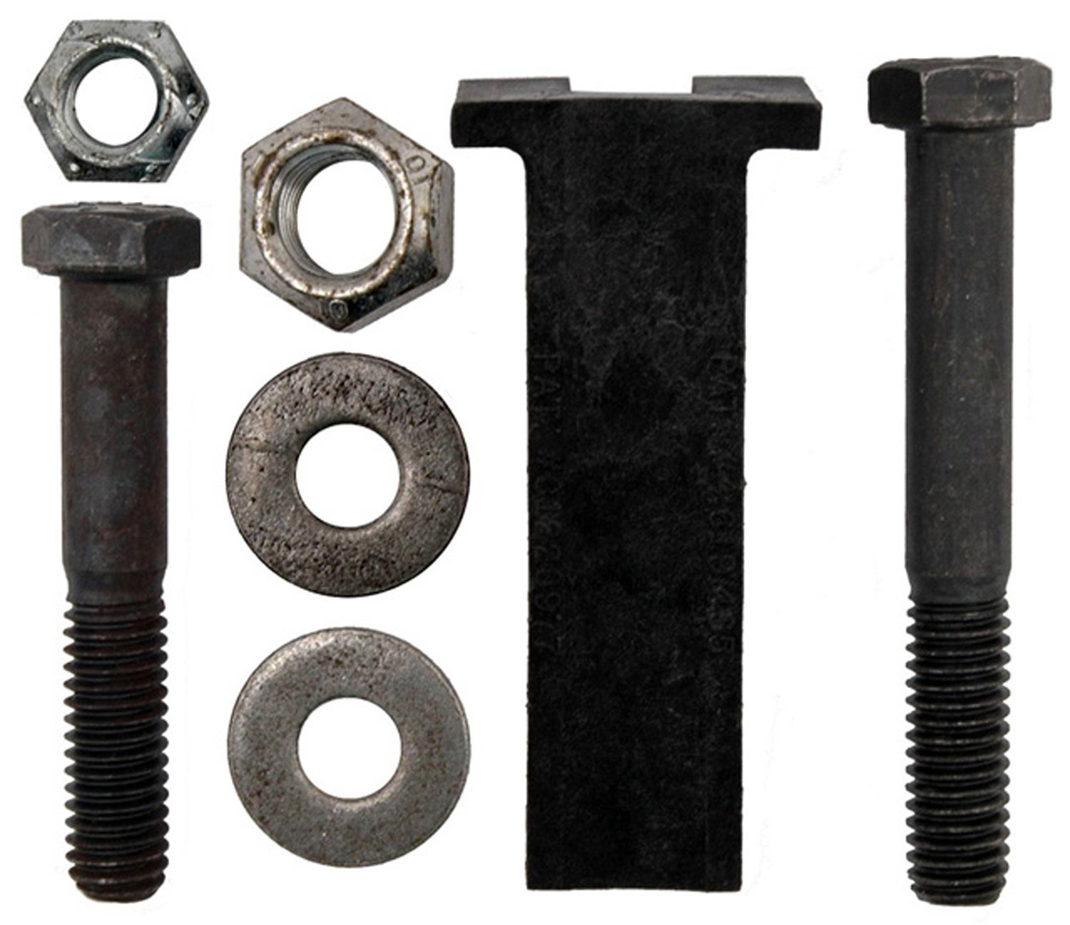 ACDelco 45K13109 Professional Camber Wedge Kit with Hardware
