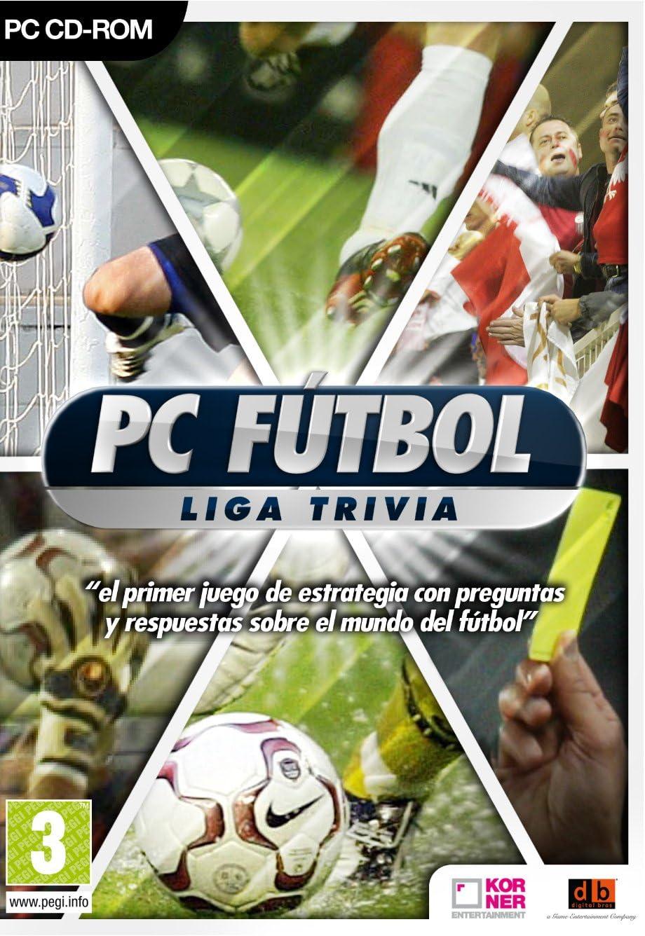 PC Futbol. Liga Trivia: Amazon.es: Videojuegos