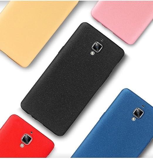 40 opinioni per Deesos Oneplus 3 Cover Oneplus 3T Cover Ultra Slim Morbido TPU Protezione