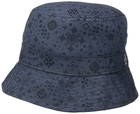 Amazon.com  Original Penguin Men s Bandana Print Bucket Hat ... 838fb8ab83d