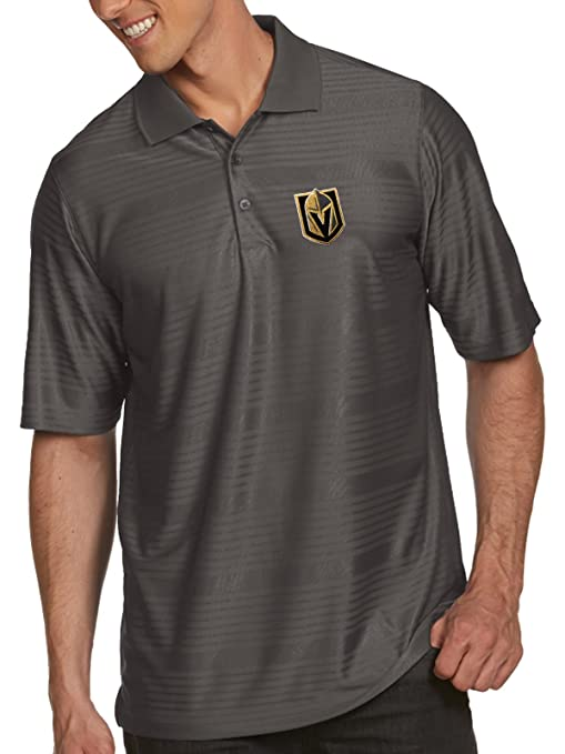 new product c6528 67bdb Amazon.com: Las Vegas Knights Antigua Gray Performance ...