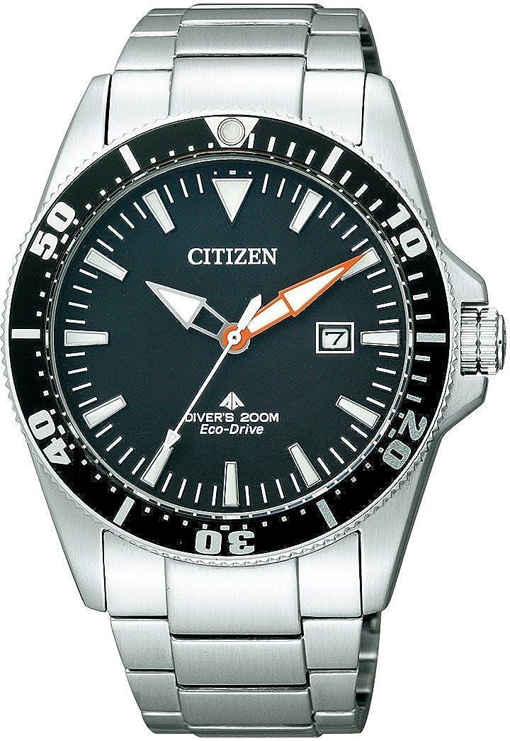 new product f8ba1 5b38a [シチズン]CITIZEN 腕時計 PROMASTER プロマスター Eco-Drive エコ・ドライブ ペアモデル BN0101-58E メンズ