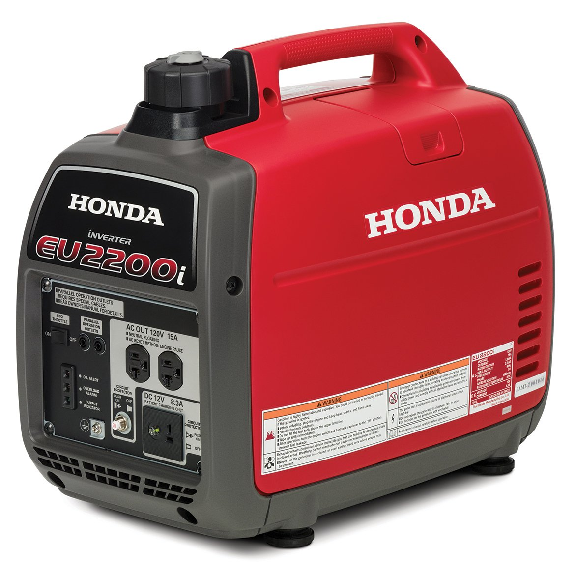 Honda Eu2000 Generator Wire Diagram Wiring Library Inverter Amazoncom Eu2200i 2200 Watt 120 Volt Super Quiet Portable