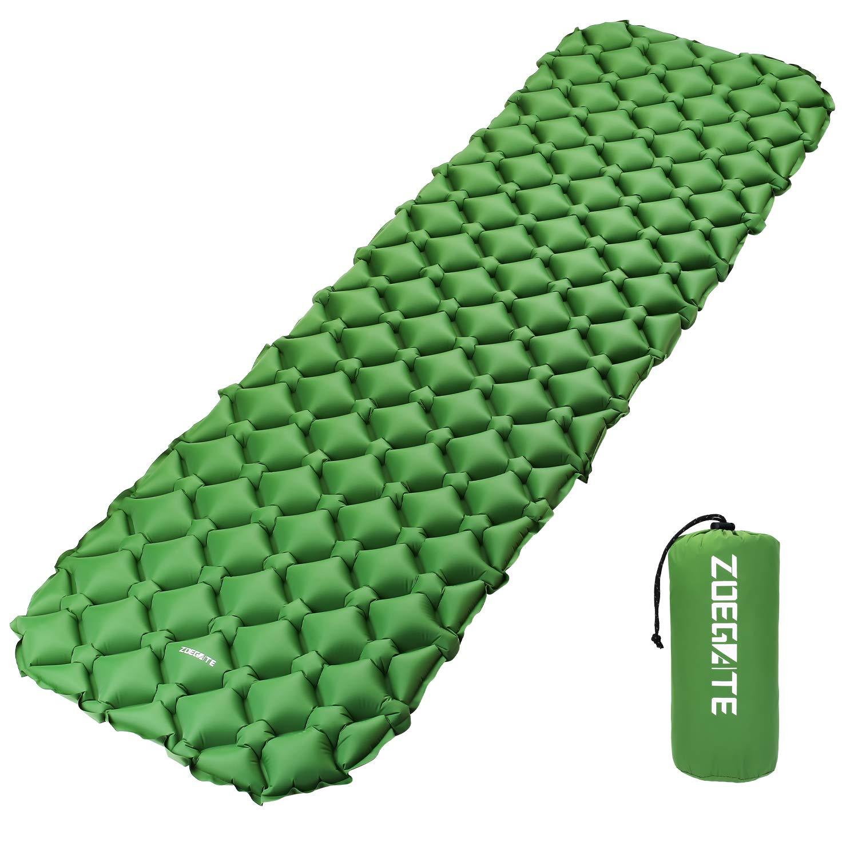 Vert sans oreillers