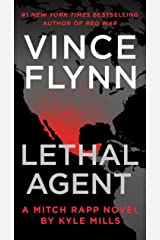 Lethal Agent (A Mitch Rapp Novel Book 16) Kindle Edition