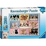 Ravensburger–Parfait Pups–Puzzle XXL 200pc