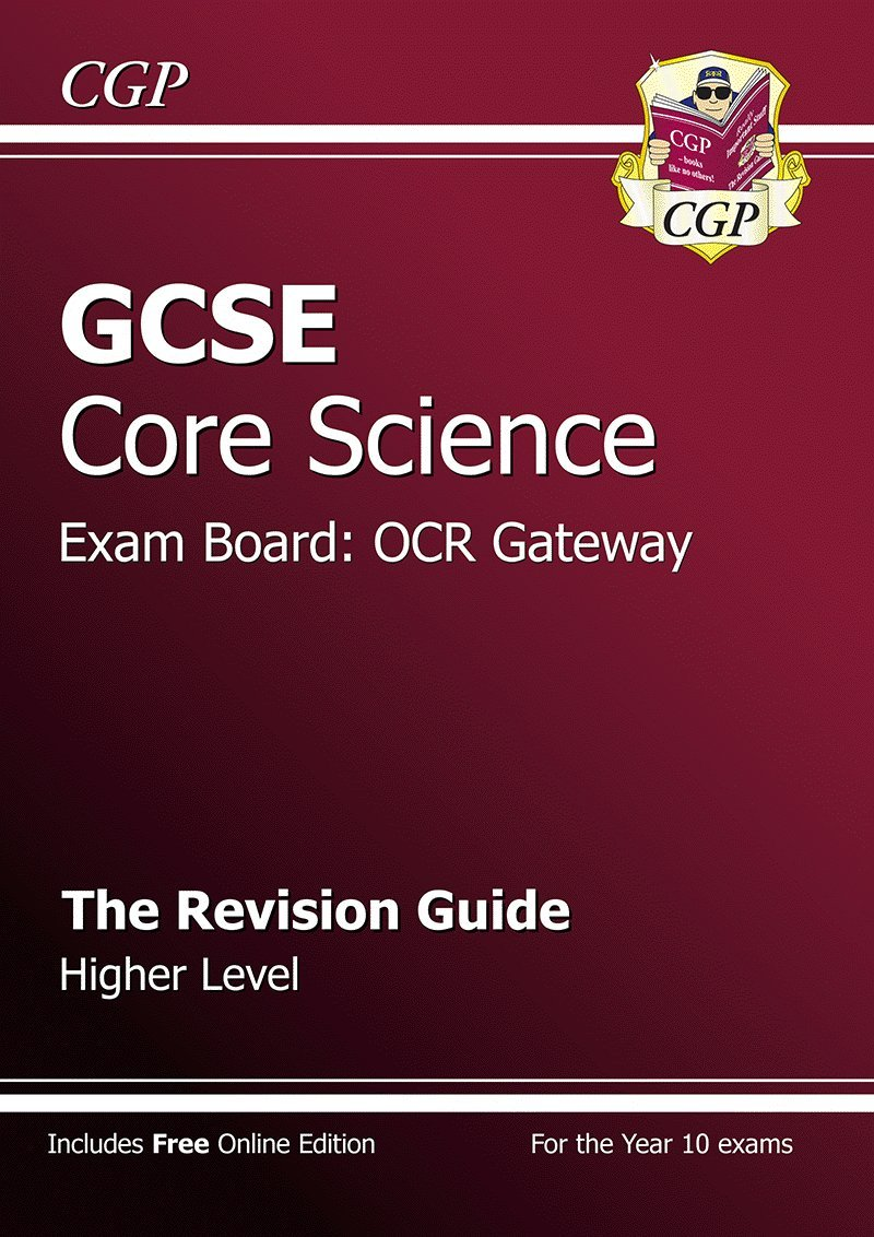 Ocr gateway gcse biology coursework