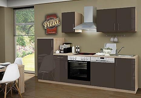 Cucina Componibile Con Piano Cottura.Idealshopping Blocco Cucina Con Lavastoviglie E Piano