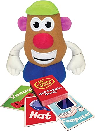 Mr. Potato Head Hot Dash Game by Cardinal Industries: Amazon.es ...