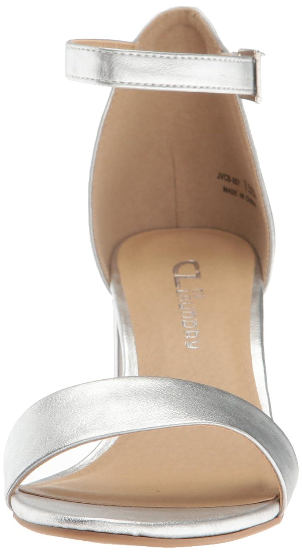 CL by Chinese Laundry Sandal Women's Jessie Metallic Dress Sandal Laundry 6 B(M) US|Silver B01LW69J97 2771a2