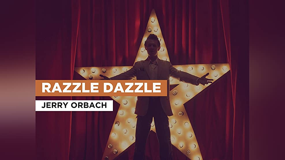 Razzle Dazzle in the Style of Jerry Orbach