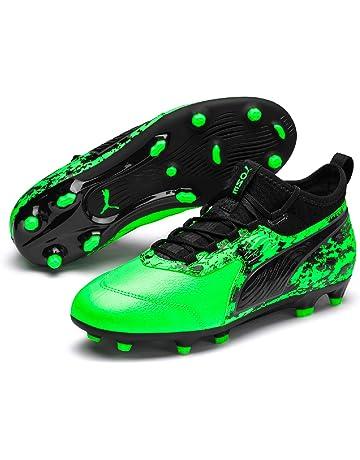 d104f71e7046 Puma Unisex Kids One 19.3 Fg/Ag Jr Football Shoes